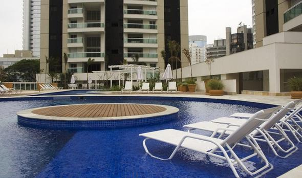 Apartamento no Brooklin/SP